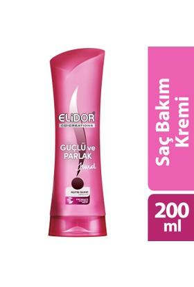 Elidor Saç Bakım Kremi Güçlü ve Parlak 200 ML
