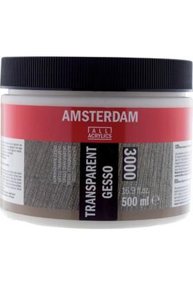 Talens Amsterdam Gesso Şeffaf 500Ml Rt24183000