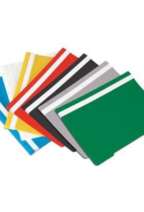 Esselte Telli Dosya Sarı-Kırmızı 50 Li 4199