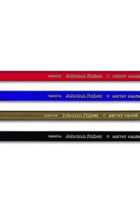 Faber 1700 Asetat Kalemi Ağaç Beyaz