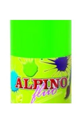 Alpıno Suluboya Fluo 4 Renk 250 Mg. Dm-49