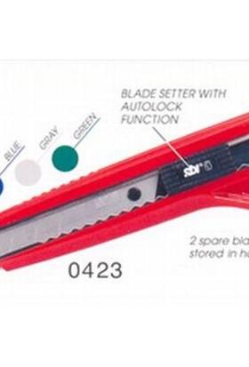 Sdı 0423 Maket Bıçağı Geniş Otomatik Kilitlemeli