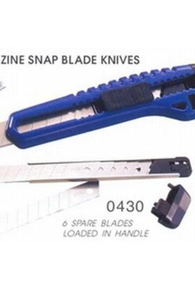 Sdı 1403 Dar Maket Bıçağı Yedeği 10 Lu