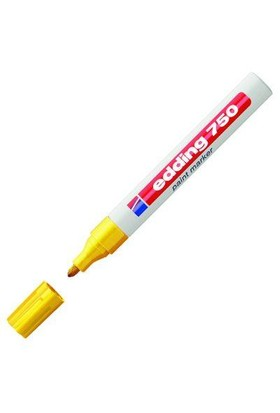 Edding 750 Sarı Marker Kalem