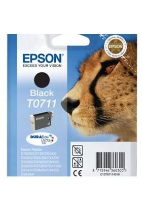 Epson T0711 Siyah Kartuş