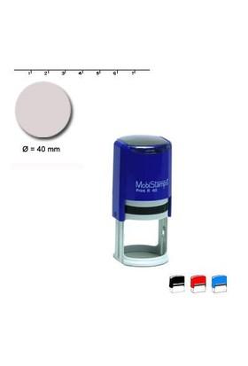 Mobi Stamps R 40 Yuvarlak Otomatik Kaşe