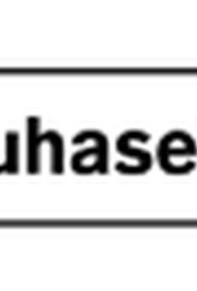 Kolay İşaretler Muhasebe B1-208 7,5X25 Cm