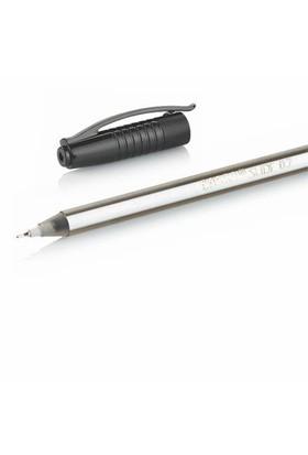 Cassa 8735 Slıde İğne Uç Siyah Tükenmez Kalem, 50'li Kutu