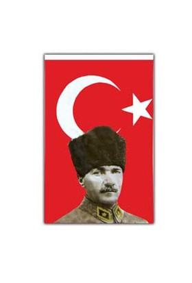 Vatan 100X150 Atalı Bayrak Vt209