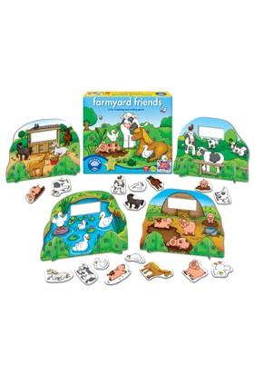 Orchard Farmyard Friends Game 2+ Yaş