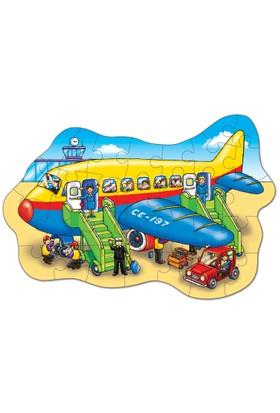 Orchard Büyük Uçak (3-6 Yaş / Puzzle)