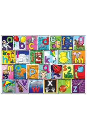 Orchard 238 Big Alphabet 3 - 6 Yaş