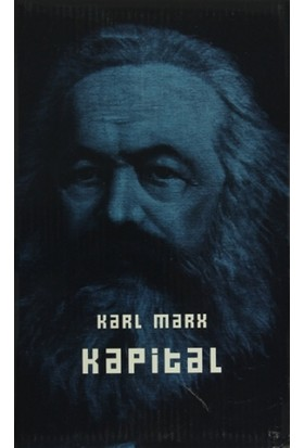 Kapital Kutulu Set 3 Cilt - Karl Marx