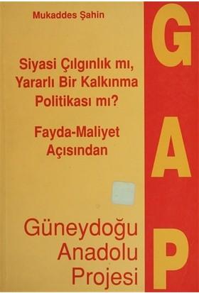 Fayda - Maliyet Açısından Güneydoğu Anadolu Projesi