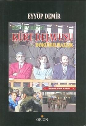 DEP'ten BDP'ye Kürt Dejavusu Dokunulmazlık