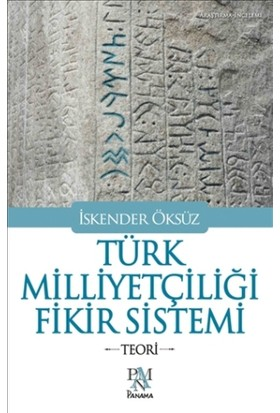Türk Milliyetçiliği Fikir Sistemi