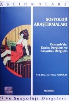 Sosyoloji Araştırmaları