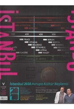 İstanbul Dergisi Sayı: 56