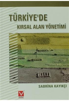 Türkiye'de Kırsal Alan Yönetimi