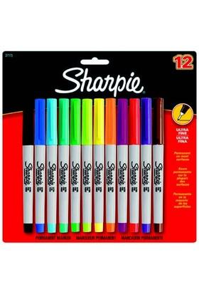 Sharpıe Set Permanent Ultra Fine Uç 12 Li 941891