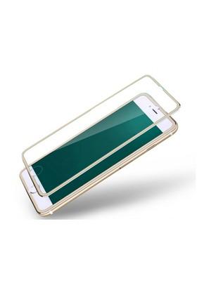 Iphone 6/6S Gold 3D Curve Fit Kavisli Cam 4,7 Ekran cin37gld