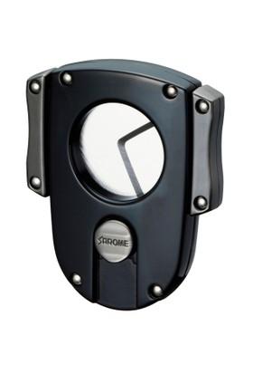 Sarome Japon Siyah Otomatik Çelik Puro Makası srm130