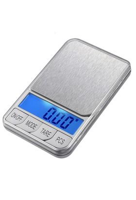 Dijital Hassas Cep Terazi 200 gr./0.01 gr. Tartı thr133