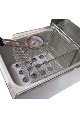 Jimisi İbreli Yağ Fritöz Sıvı Termometresi Ölçer thr154