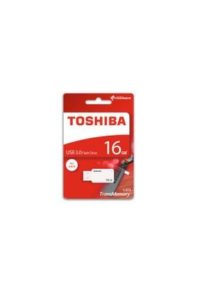Toshiba 16Gb Usb 3.0 U303 Akatsuki Mini Beyaz Thn-U303W0160E4