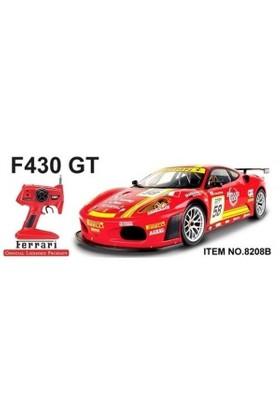 1:10 Ferrari F430 GT-58 8208B U.K Araba