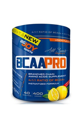 Bigjoy Bcaa Pro 4:1:1 400 Gr Limon