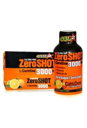 Stacker2 Zero Shot 3000 Mg L-Carnitine 60 Ml (12 Adet) Şeftali