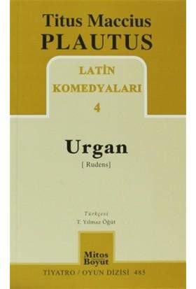 Latin Komedyaları 4 -Urgan (Rudenis)