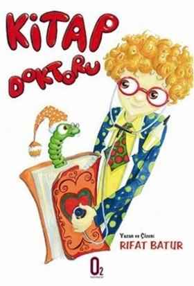 Kitap Doktoru - Rıfat Batur