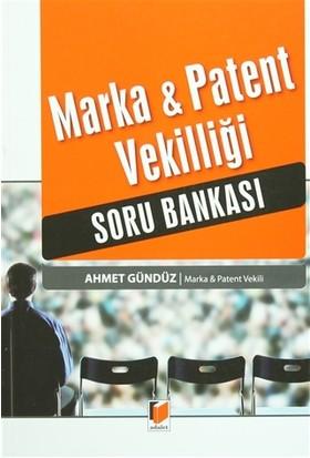 Marka ve Patent Vekilliği Soru Bankası