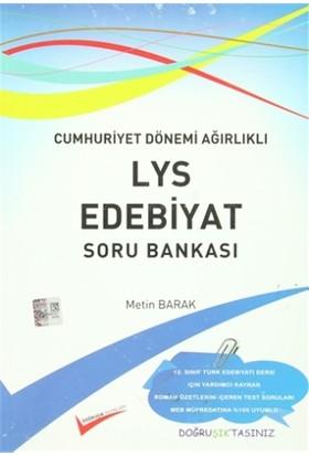 LYS Edebiyat Soru Bankası - Metin Barak