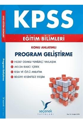 KPSS Eğitim Bilimleri Program Geliştirme Konu Anlatımlı
