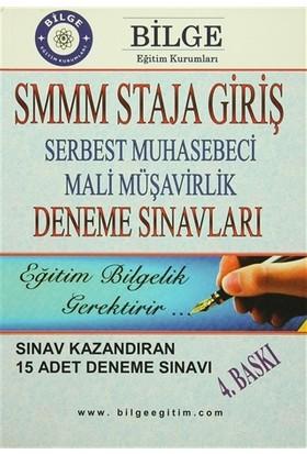 SMMM Staja Giriş Serbest Muhasebeci Mali Müşavirlik Deneme Sınavları
