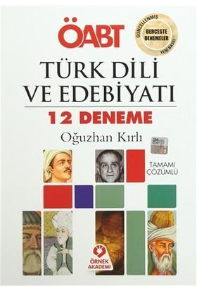 2015 ÖABT Türk Dili ve Edebiyatı Tamamı Çözümlü 12 Deneme