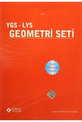 YGS-LYS Geometri Seti (4 Kitap Takım)