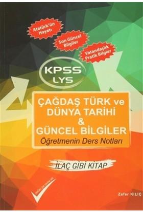 KPSS LYS Çağdaş Türk ve Dünya Tarihi Güncel Bilgiler