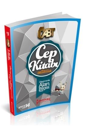 İhtiyaç 2014 KPSS ÖABT İlköğretim Matematik Konu Anlatımlı Cep Kitabı
