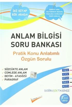 Anlam Bilgisi Soru Bankası - Adem Çevik