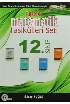 12. Sınıf Öğreten Matematik Fasikülleri Seti (4 Kitap)