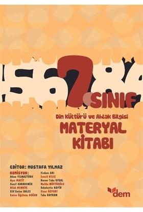 7. Sınıf Din Kültürü ve Ahlak Bilgisi Materyal Kitabı