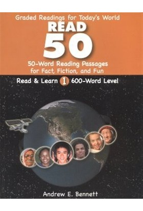 Graded Readings For Today's World Read 50