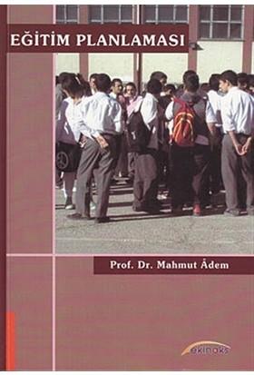 Eğitim Planlaması - Mahmut Erdem