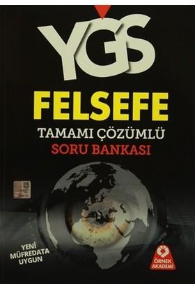YGS Felsefe Tamamı Çözümlü Soru Bankası