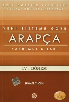 Yeni Sisteme Göre Arapça Yardımcı Kitabı - Hikmet Cücen