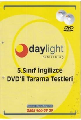 5. Sınıf İngilizce DVD'li Tarama Testleri